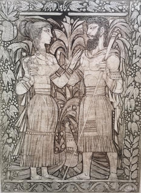 Kass, János: Bilder aus dem Alten Testament VI