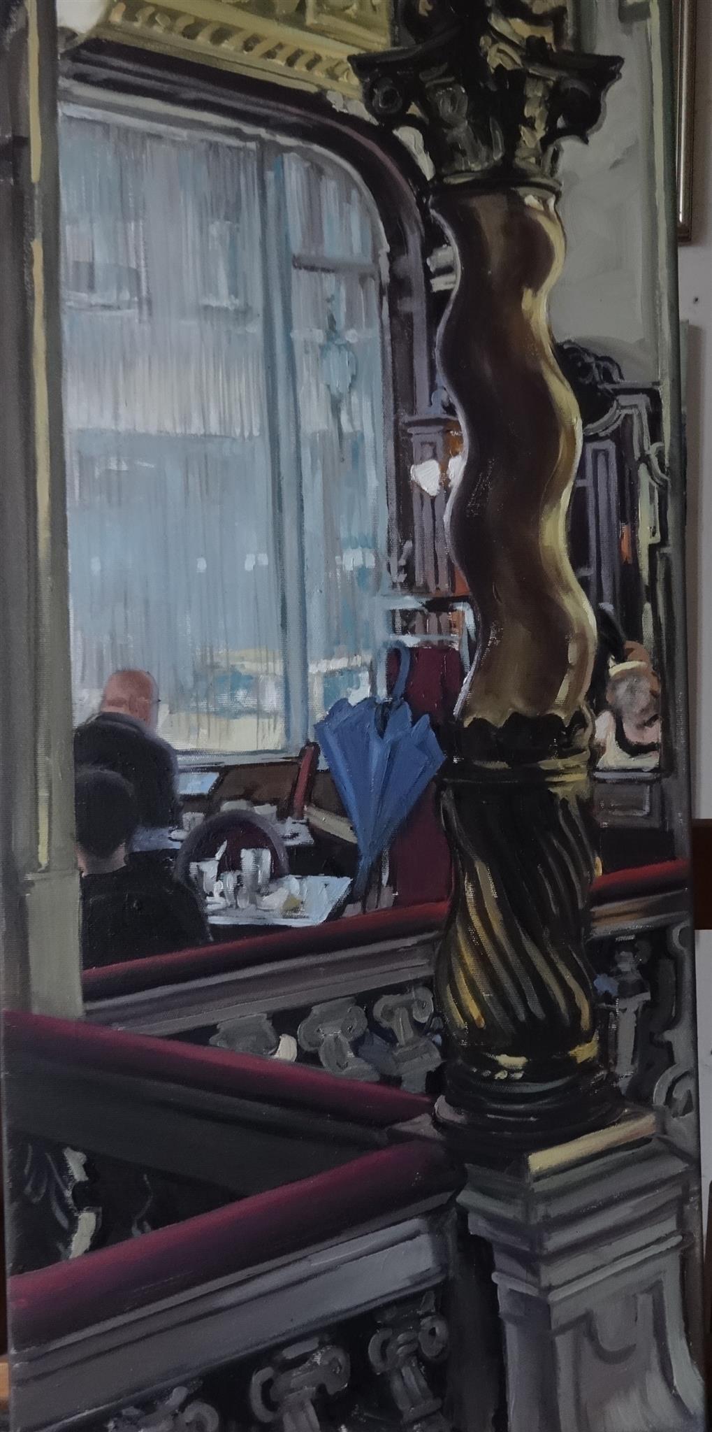 Takáts, Márton: New York Kávéház II.