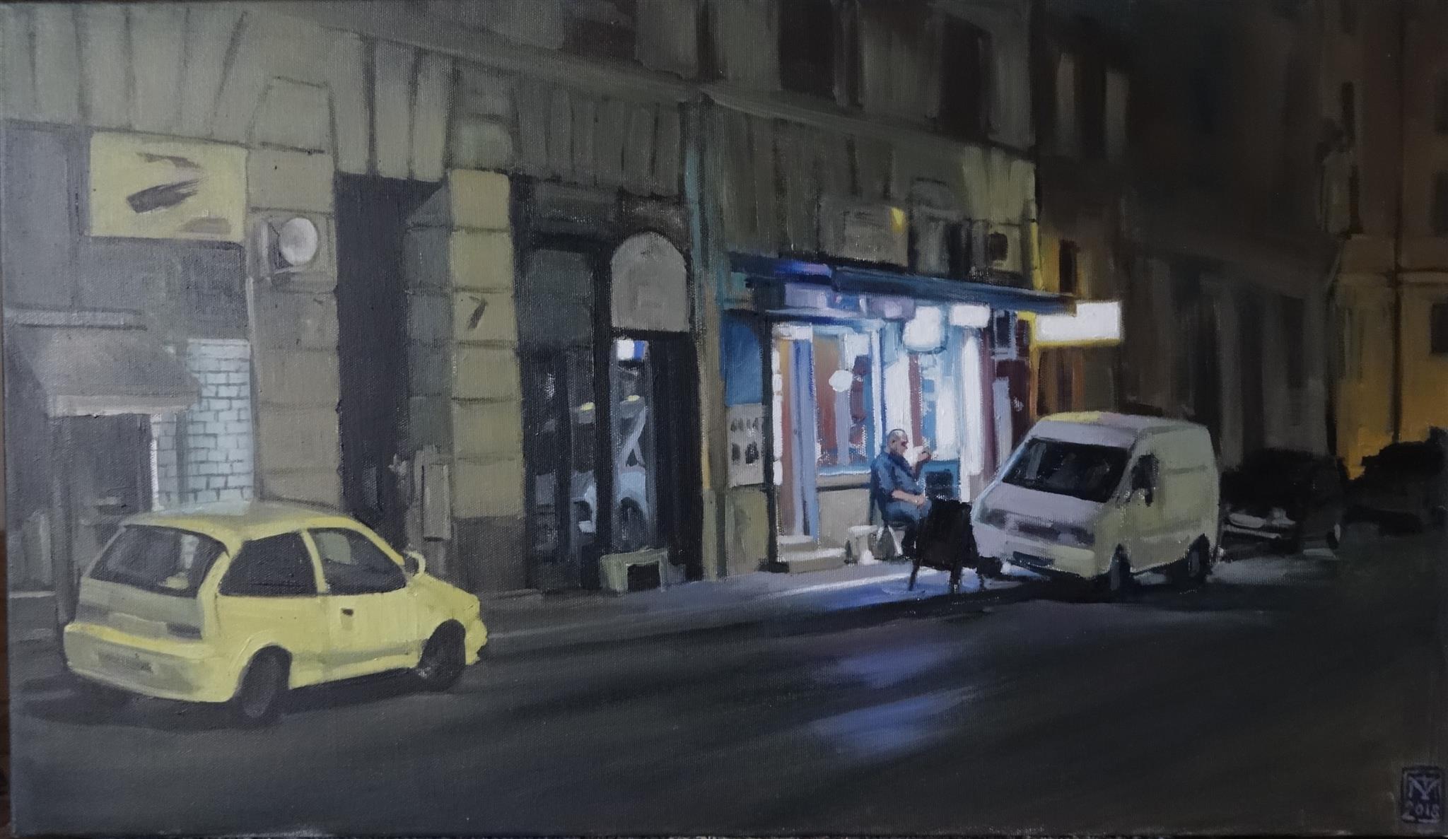 Takáts, Márton: Nachtwächter
