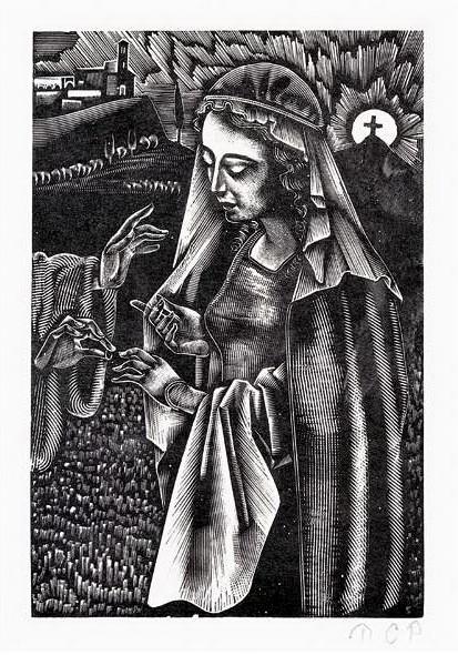 Molnár C. Pál: Mária eljegyzése