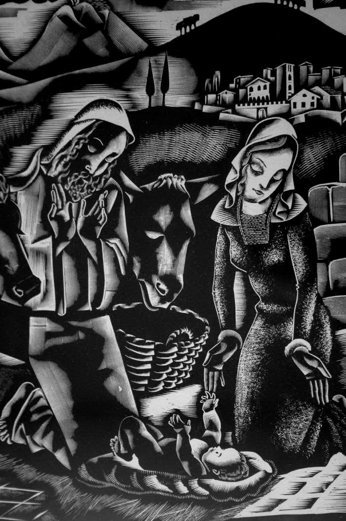 Molnár, C. Pál: Kisded születése