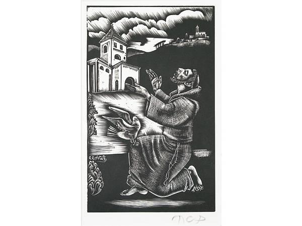 Molnár,  C. Pál: Saint Francis