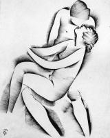 Molnár,  C. Pál: The kiss
