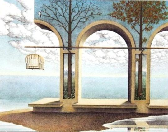 Artner, Margit: Waiting for Noah's dove