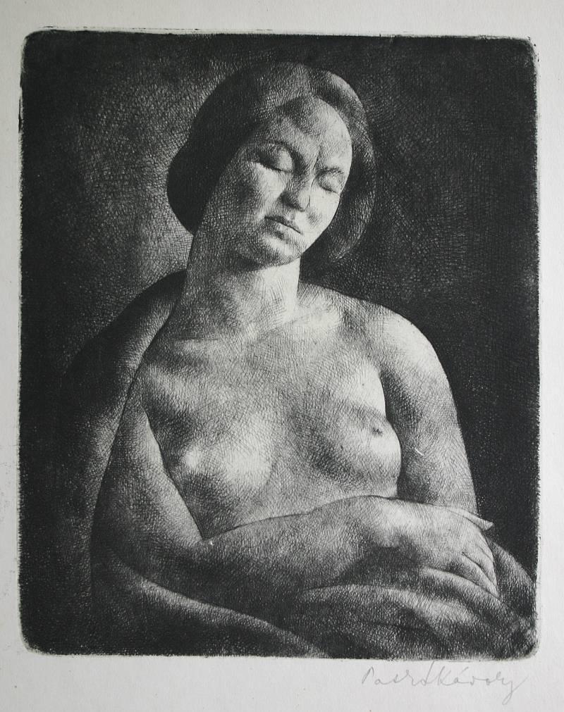 Patkó Károly: Madonna