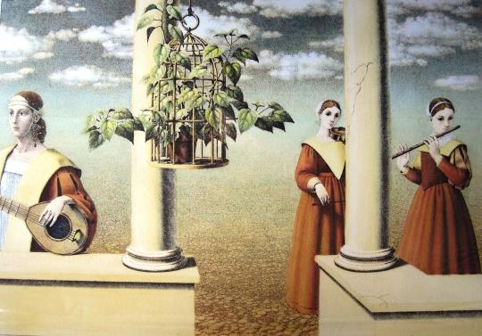 Artner, Margit: Garden music