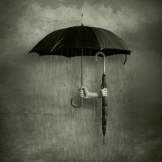 Ambrits Tamás: Eső
