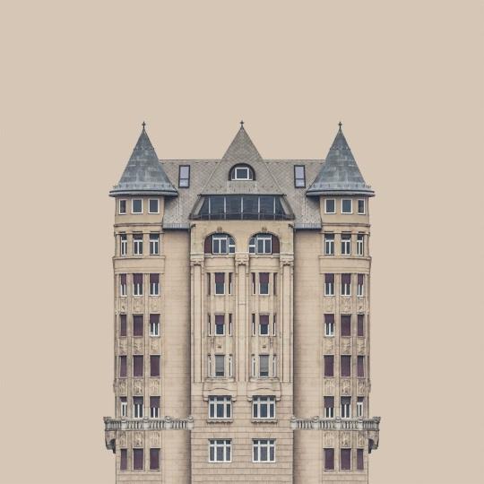 Hlinka Zsolt: Urban Symmetry VI.