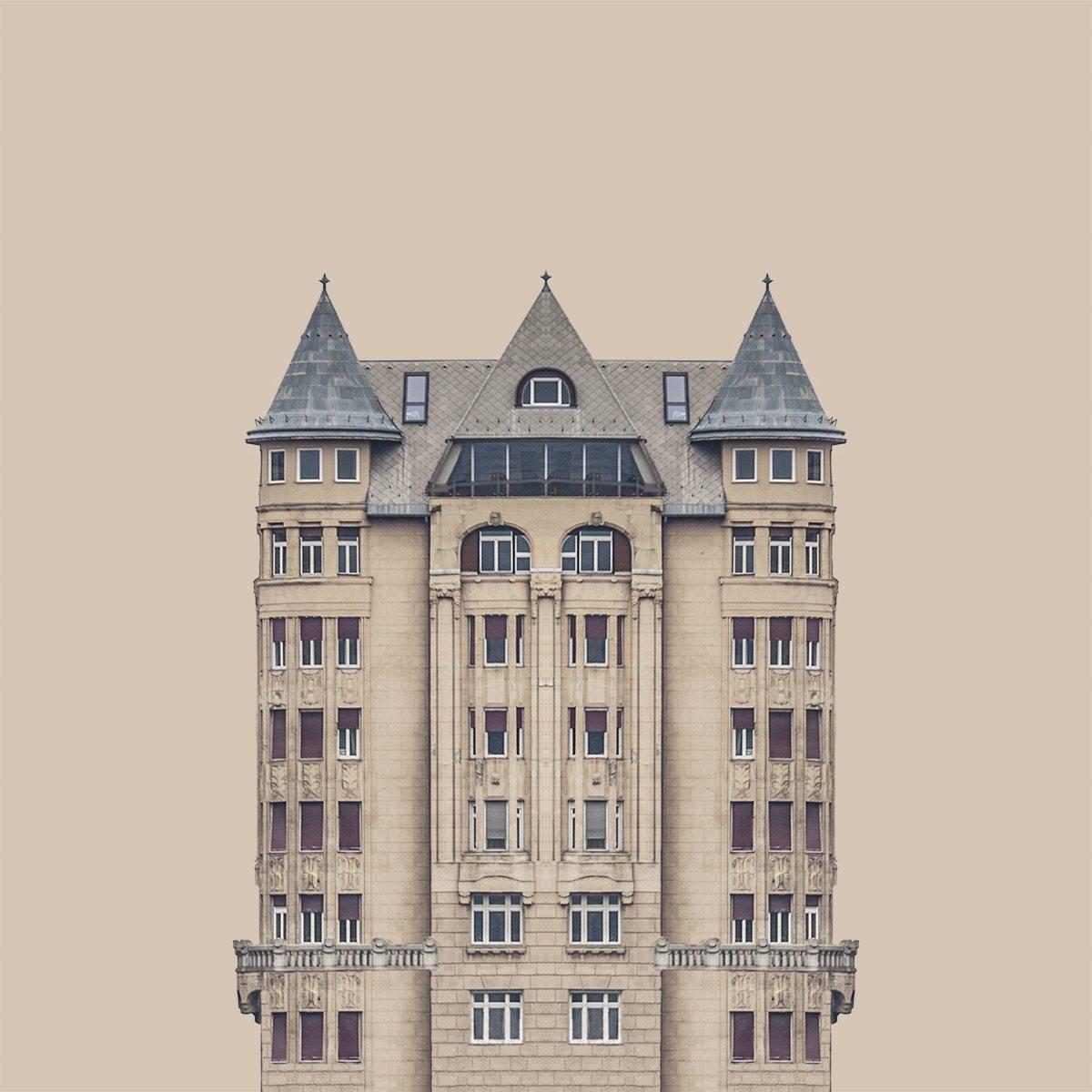 Hlinka, Zsolt: Urban Symmetry VI.
