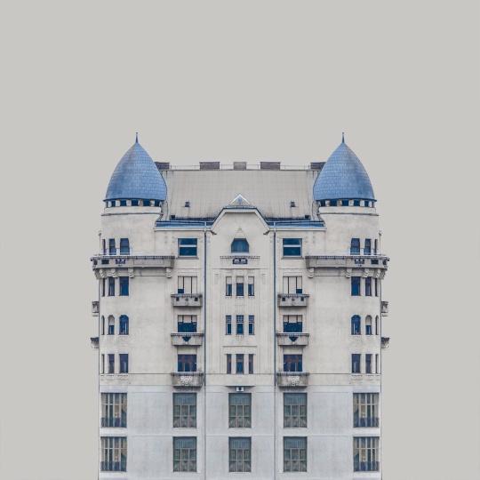 Hlinka Zsolt: Urban Symmetry X.