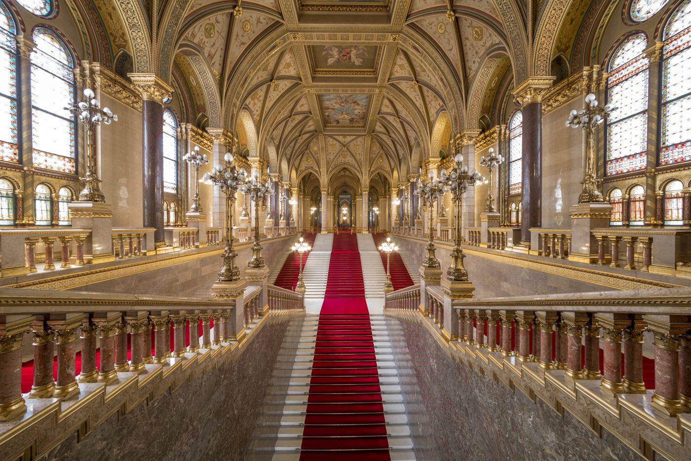Hlinka Zsolt: Parliament inside III.
