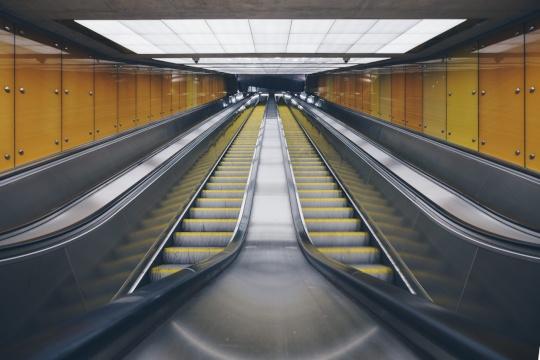 Hlinka Zsolt: Underground Symmetry IX.