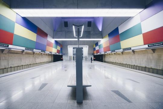 Hlinka Zsolt: Underground Symmetry II.