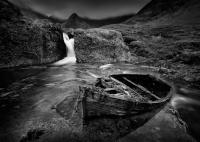 Papp Elek: Lonely boat
