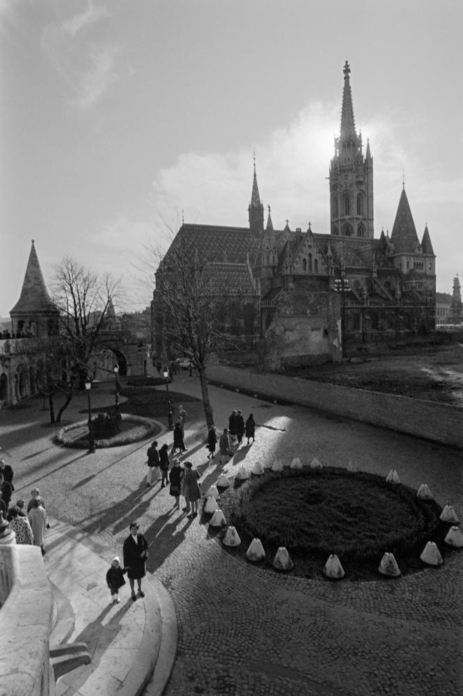 Chochol, Károly: Die Matthiaskirche