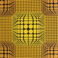 Vasarely, Victor: Geometry