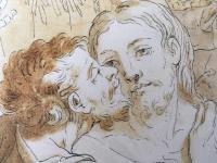 Francia mester: Judás csókja