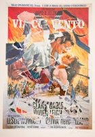 Mimmo Rotella: Gone with the wind