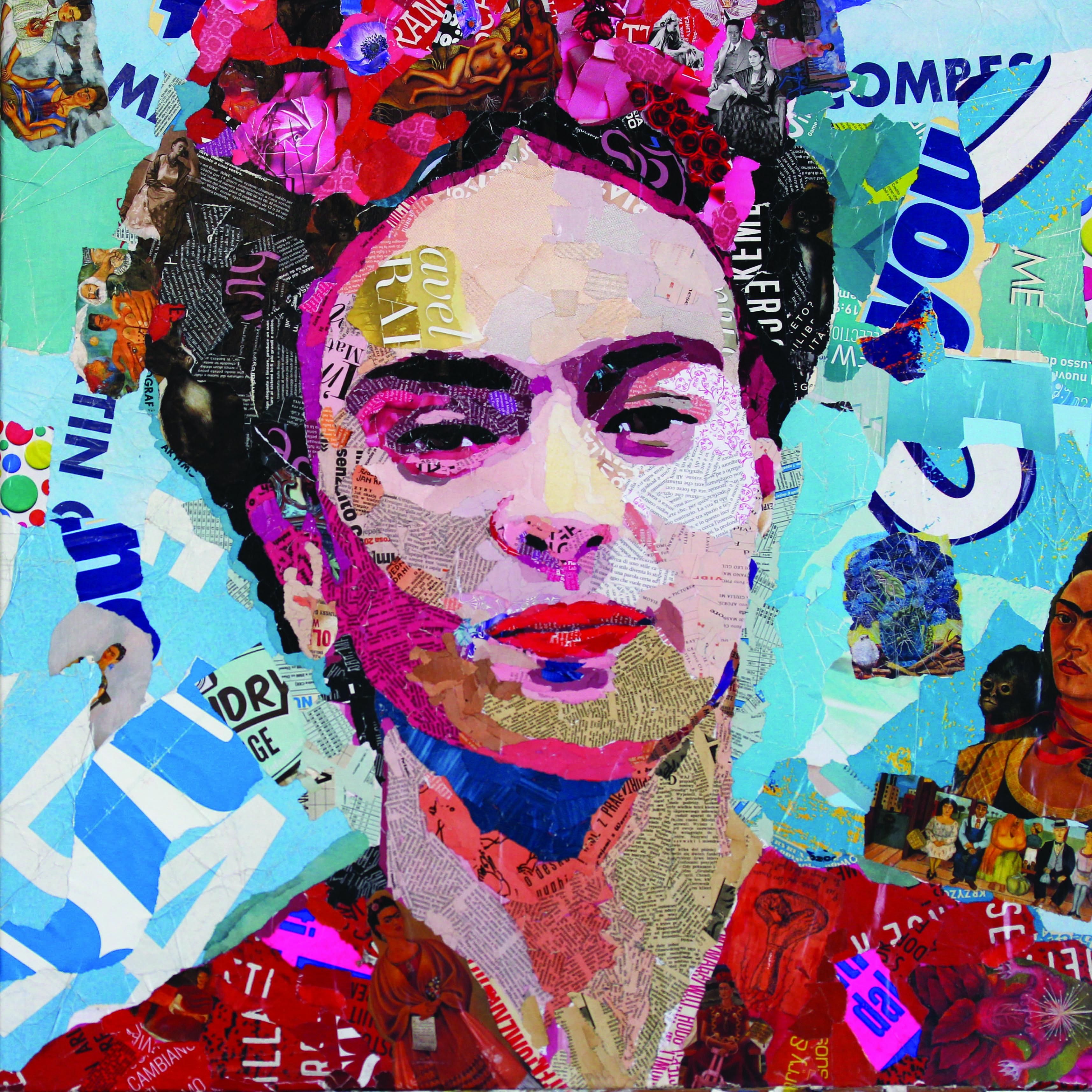 Alejandro Pereyra: Frida Kahlo