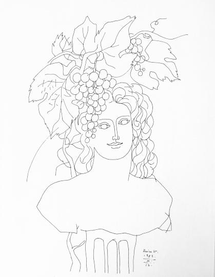 Reich Károly: A szobrász kertje I.