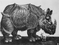 Gyulai Líviusz: Kecske rinocerosszal