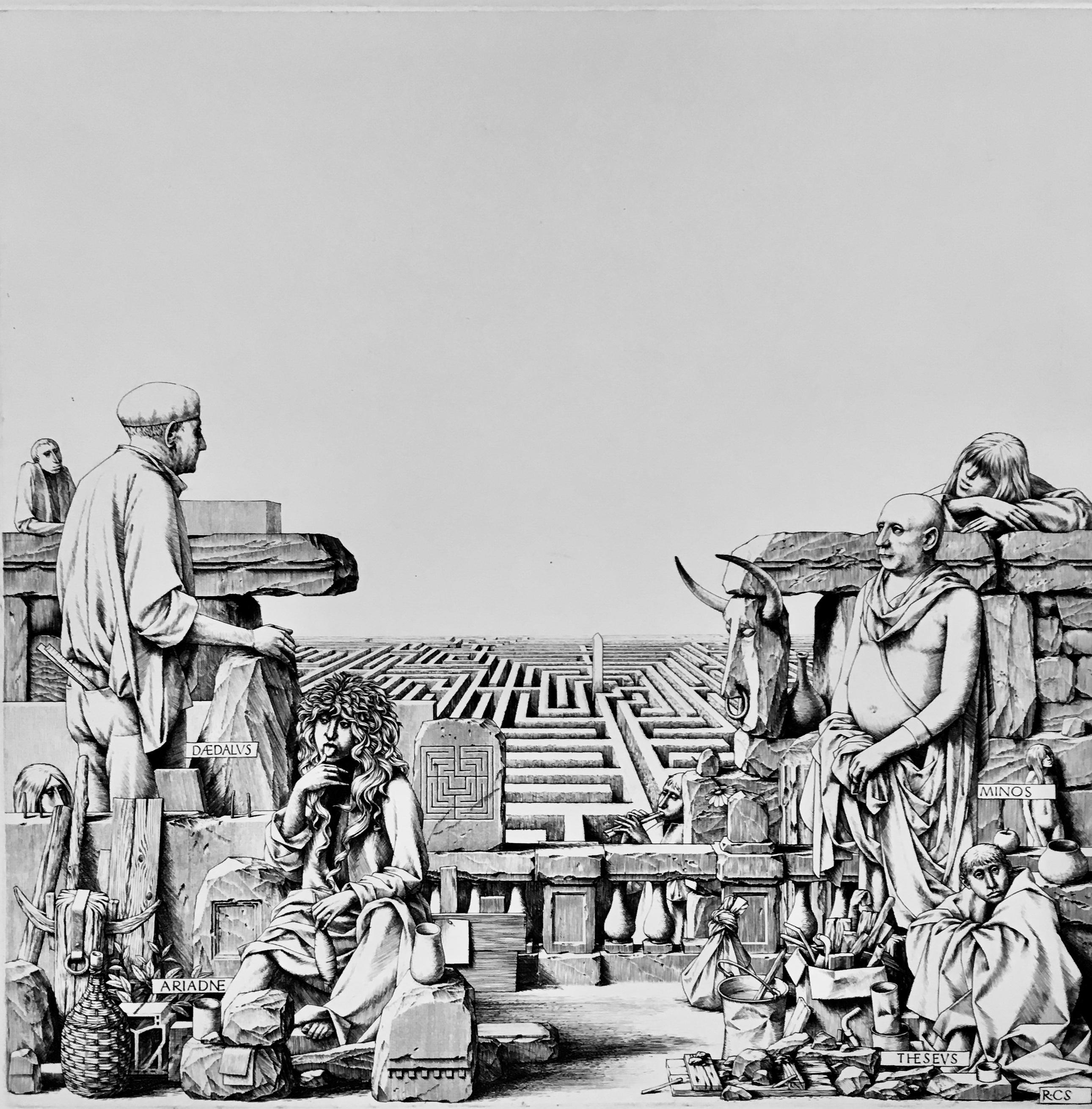Rékassy Csaba: Labirintus