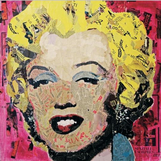 Alejandro Pereyra: Marilyn Monroe