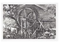 Rékassy, Csaba: Water mill