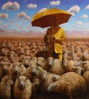 Szenteleki Gábor: Pásztor