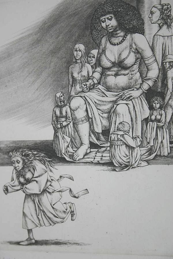 Rékassy, Csaba: Callisto and Arcas