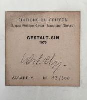 Victor Vasarely: Gestalt-Sin