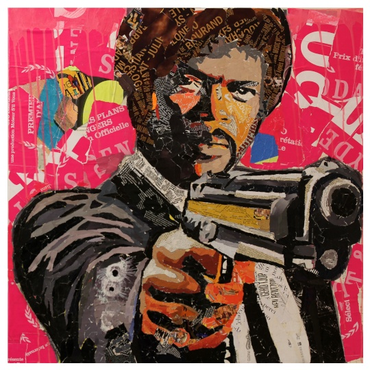 Alejandro Pereyra: Jules Winnfield (Pulp fiction)