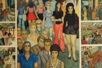 Czene Béla: Budapest - városi élet