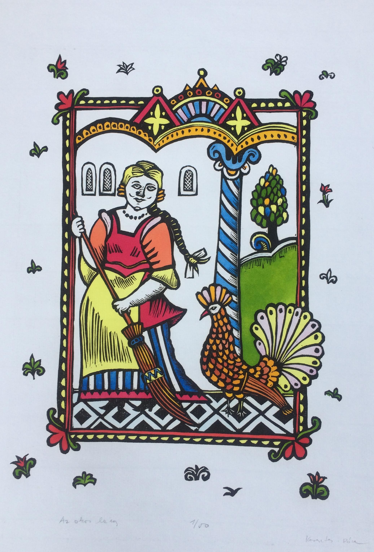 Keresztes Dóra: Az okos lány
