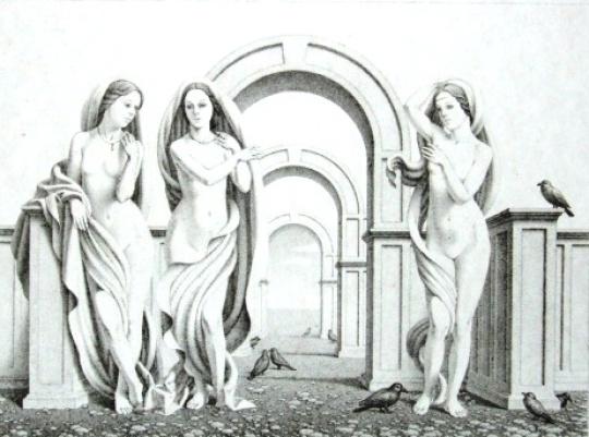 Artner Margit: Három Grácia