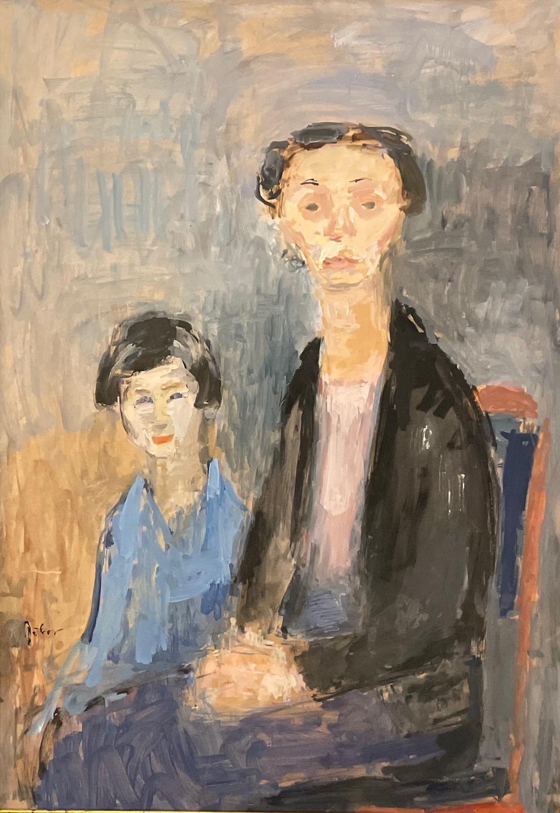 Gábor, Marianne: With Tanti