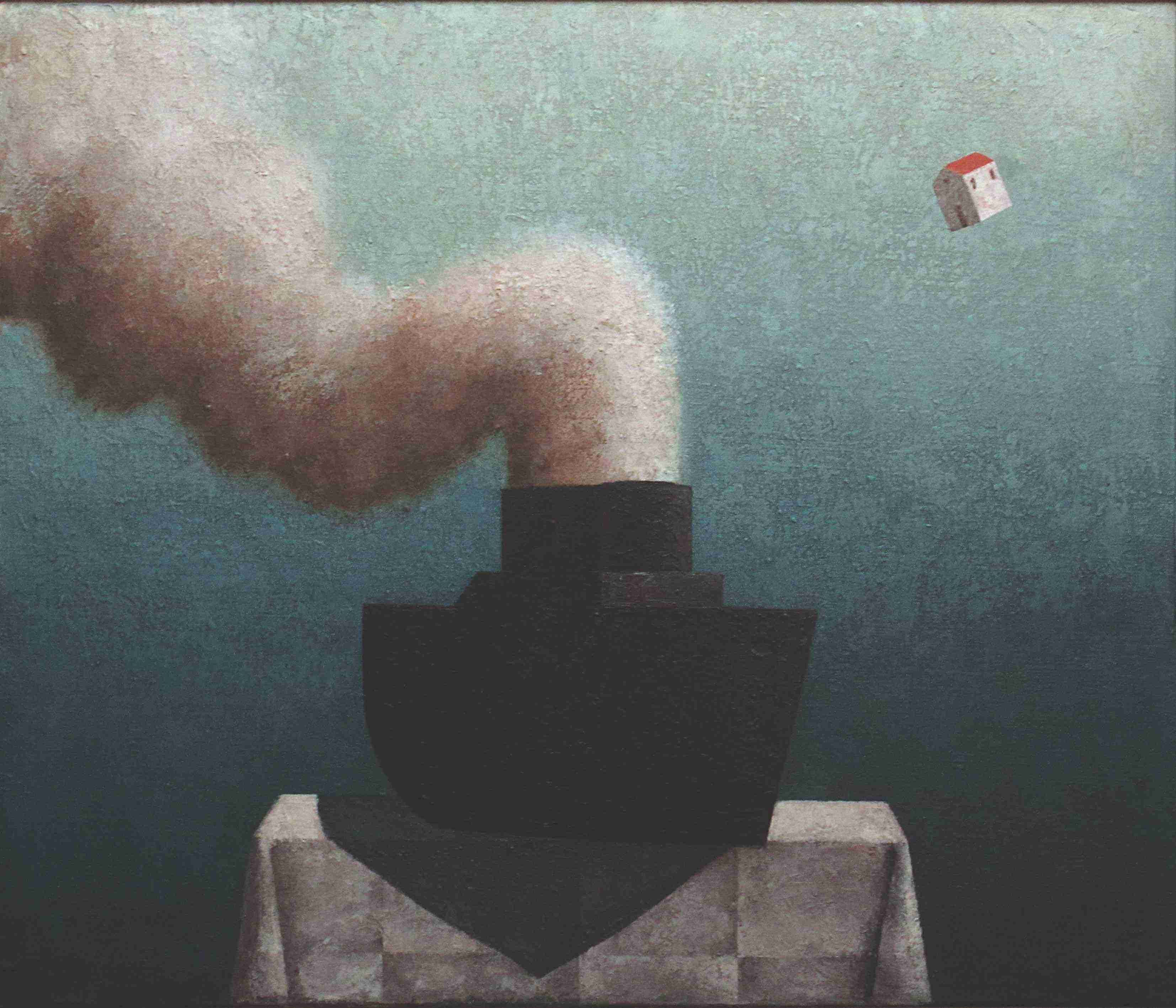 Brandes, Matthias: Steamboat