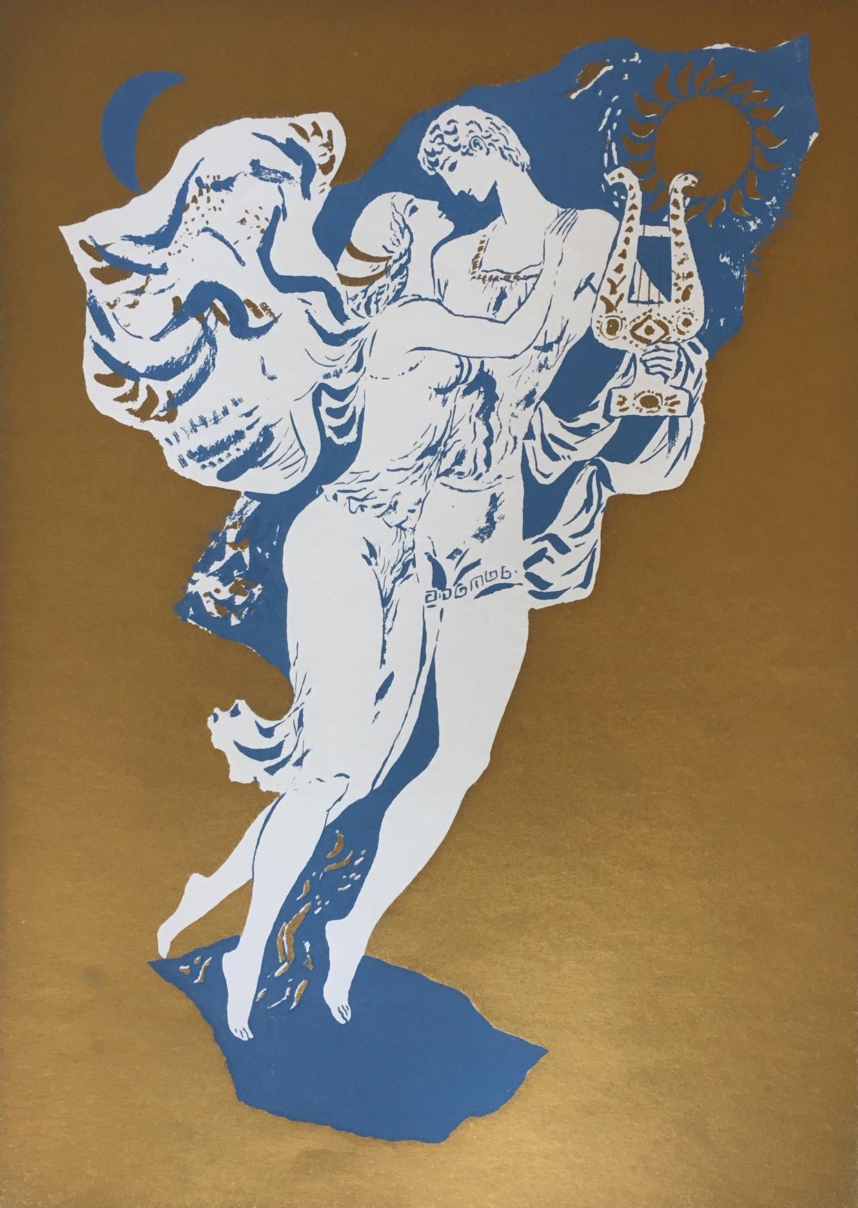 Reich, Károly: Orpheus und Eurydice