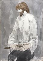 Reich, Károly: Flautist