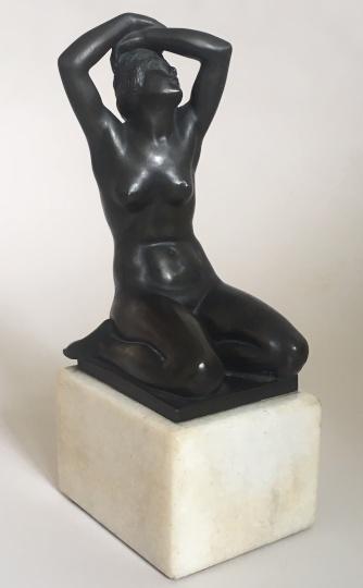 Martinelli Jenő: Női akt