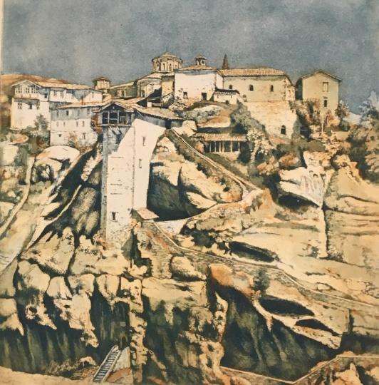 Maurer Dóra: Görög falu