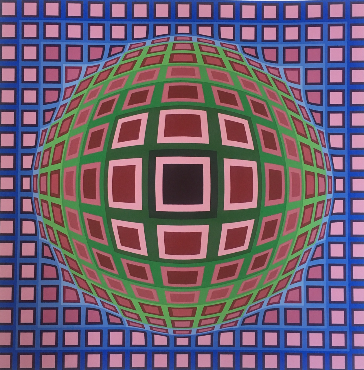 Vasarely, Victor: Composition