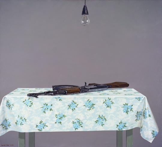 Szabó Ábel: AK47