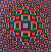 Vasarely, Victor: Sphere