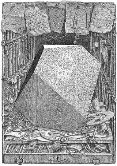 Orosz István: Melankólia (in memoriam Albrecht Dürer)