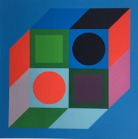 Vasarely, Victor: Dimensions 2