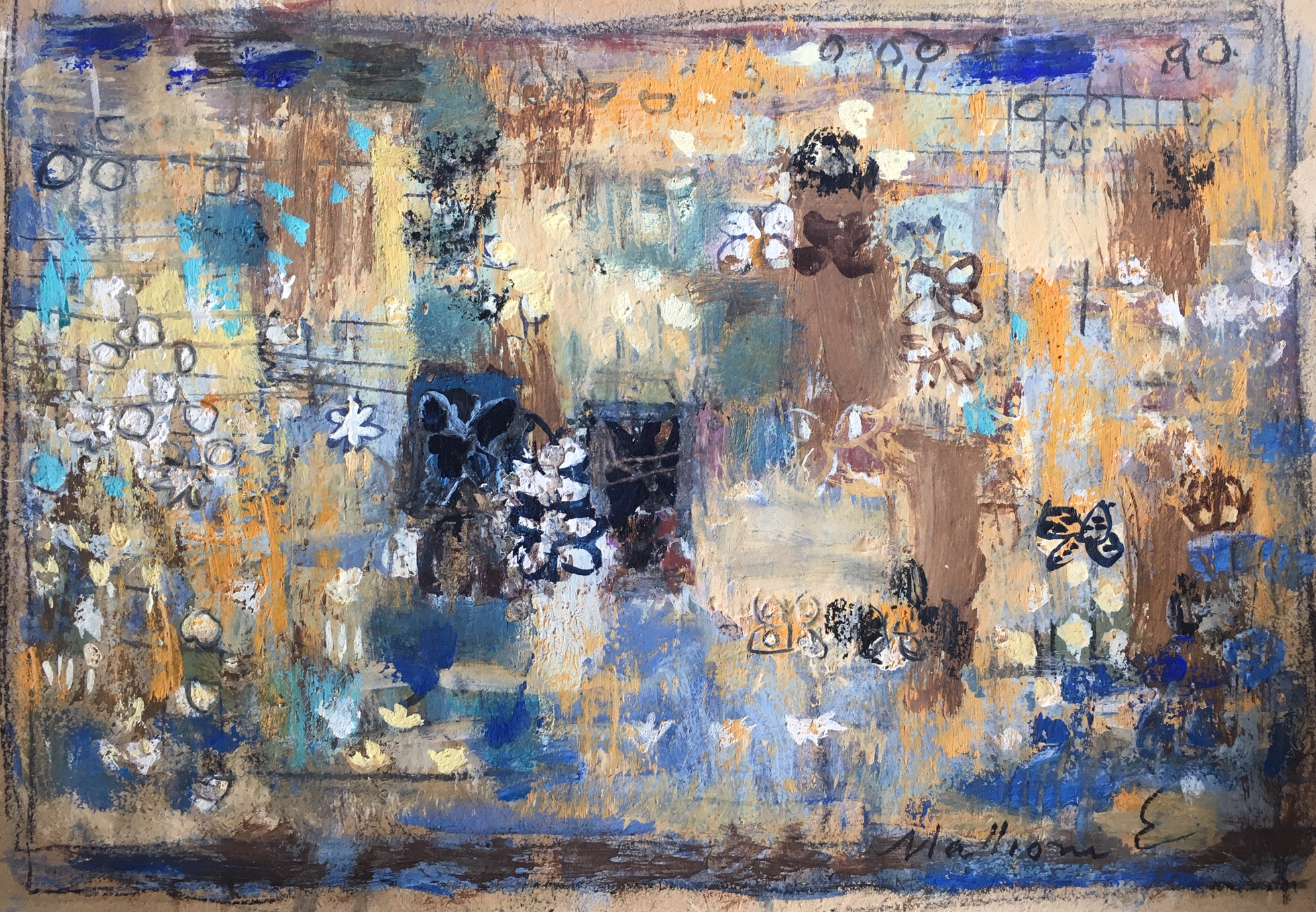 Mattioni Eszter: Absztrakt formák