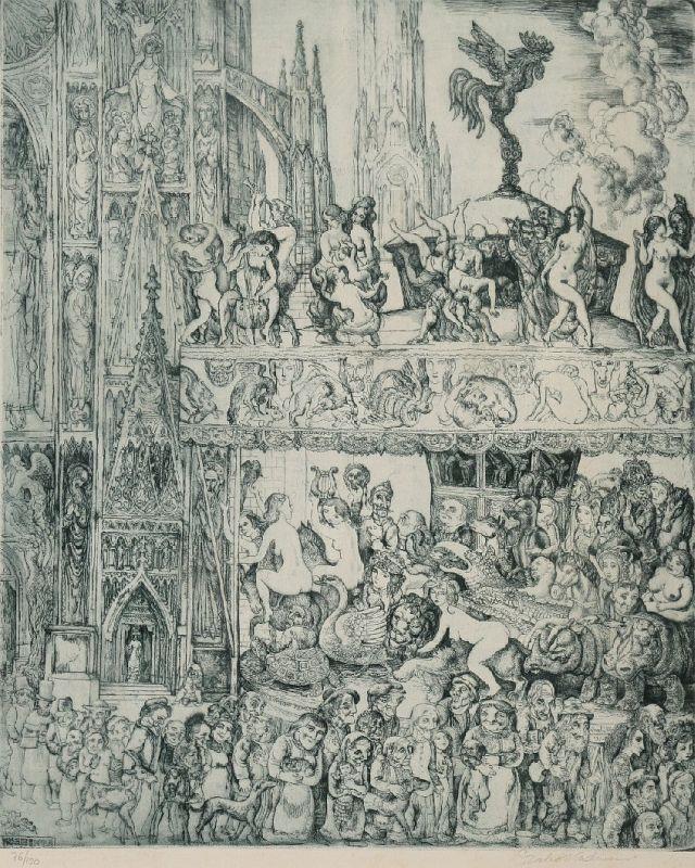 Szabó, Vladimir: Carousel