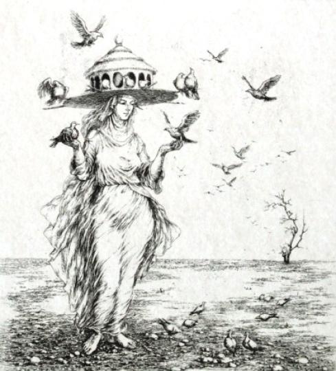 Artner Margit: Galambdúc