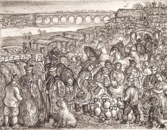 Szabó, Vladimir: Bridge fair